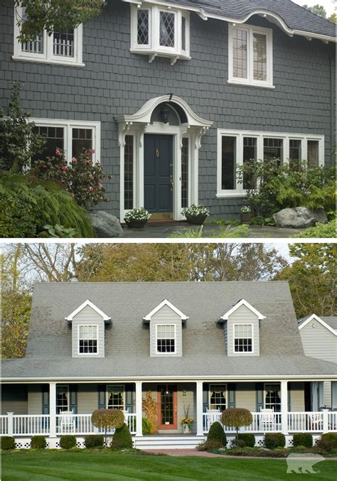 wondering what color scheme to go with when updating the exterior of your home for a timeless