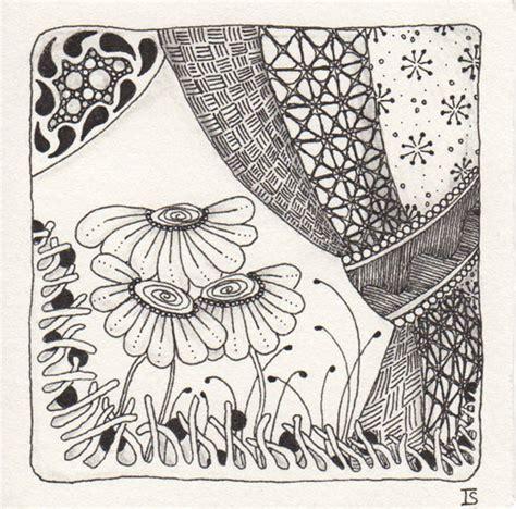 Zentangle Pattern Growth | tandika com