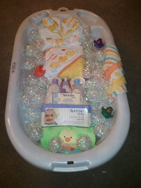 bath time gift basket for baby shower baby gift baskets