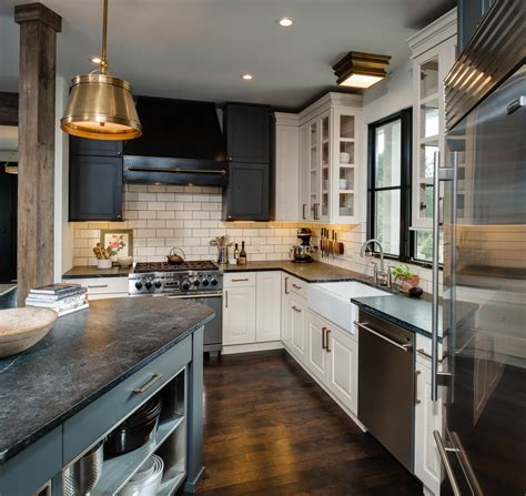 Soapstone Countertops Michigan Up Style Traverse City Interior Designers
