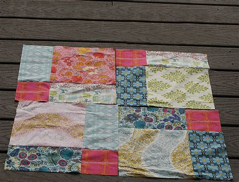 Straight Line Kitchen Designs by Magicians Disappearing 9 Patch Favequilts Com