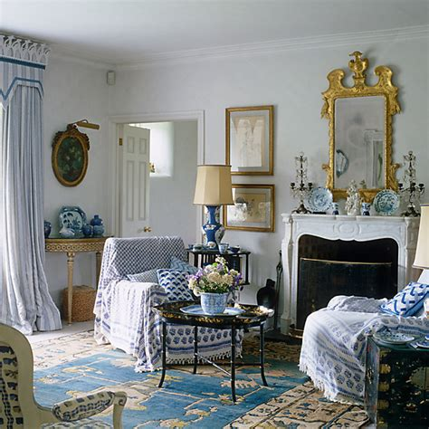 blue and white home decor our favorite blue and white rooms