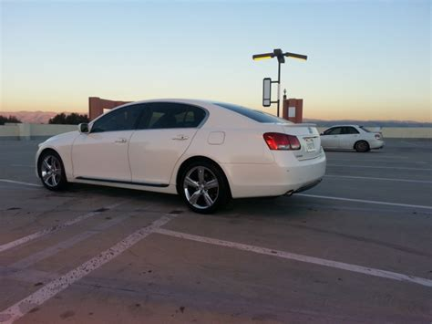 black lexus 2006 ca 2006 lexus gs 430 white with black interior