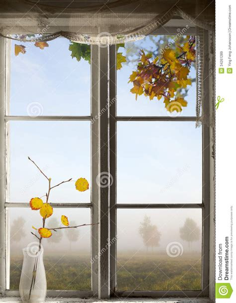 imagenes de paisajes vistos desde una ventana paisaje del oto 241 o visto a trav 233 s de ventana im 225 genes de