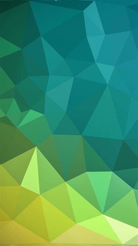 pattern biru hijau kuning keren wallpapersc android