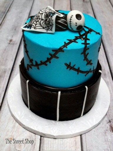 Nightmare Before Baby Shower Cake by The World S Catalog Of Ideas