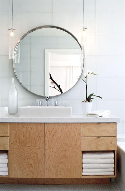 large round bathroom mirror 8 fabulous bathroom mirrors round mirrors large format