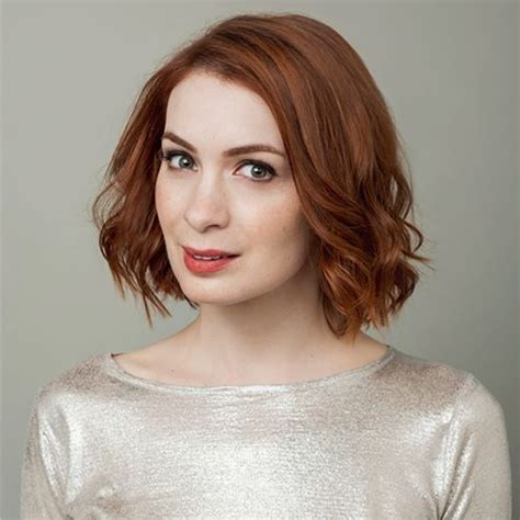 what is felicia day s hair color photos of felicia day author profile photo