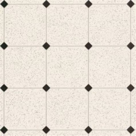 Black And White Vinyl Flooring by Armstrong Take Home Sle Royelle Sheffley Black And