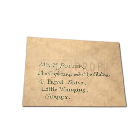harry potter envelope template harry potter and the sorcerer s hogwarts