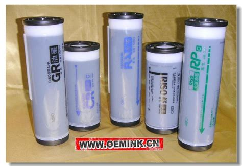 china offerdigital duplicator ink color ink  riso rp