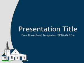 church templates free church powerpoint template pptmag