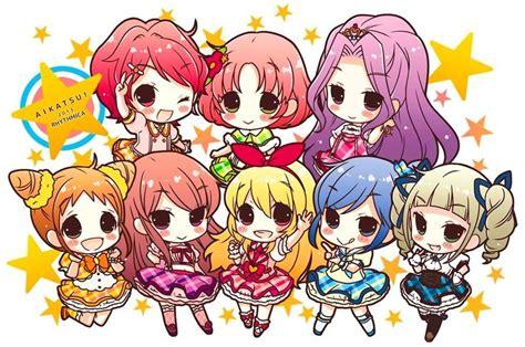 Stiker Yurika Todo 47 best aikatsu images on anime anime and idol