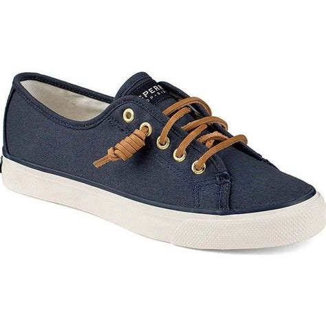 boat canvas ta sperry women s seacoast canvas navy burnished canvas