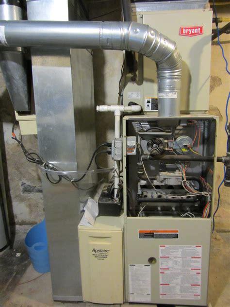 furnace fan not furnace inducer motor not working