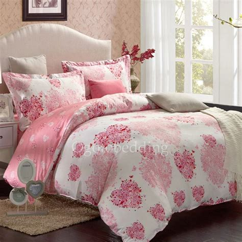 girls pink comforter set hippie girls comforter sets with cute pink sweetheart