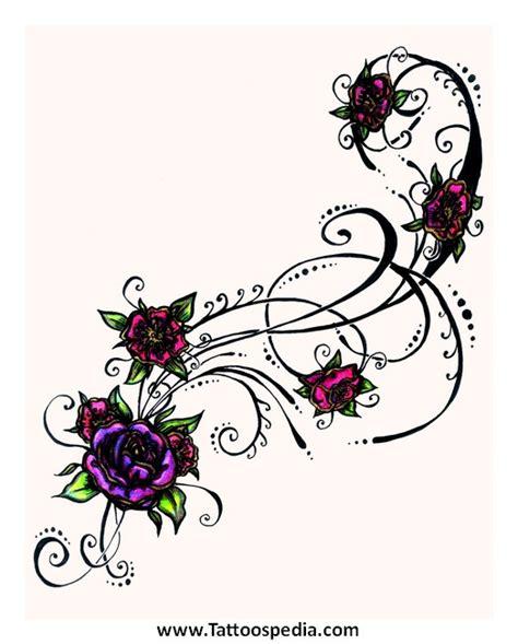 flower tattoo representation flower tattoos