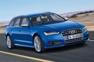 2014 Audi S6 2014 Audi S6 Avant Drive Review Autocar
