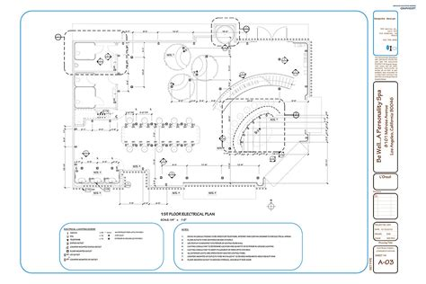 layout power plan be well construction documents darra bishop archinect