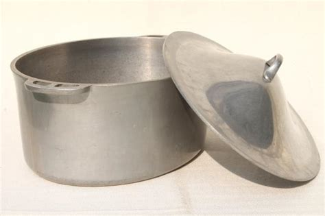 Oven Aluminium Hock No 2 vintage aluminum oval roaster oven big roasting pan for c cookware