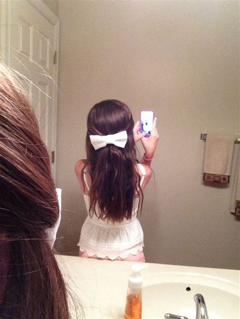 diy hairstyles bow my diy hair bow thanks bethany mota be creative