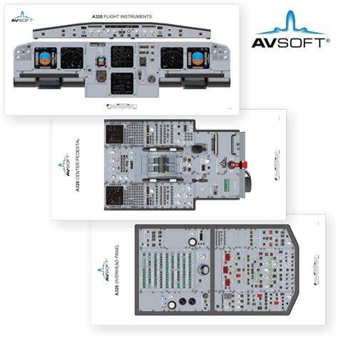 a320 diagram airbus a320 cockpit layout www pixshark images