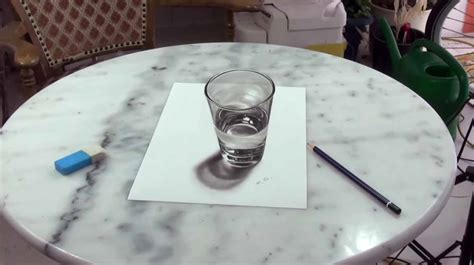 Three D Sketches by Amazing Realistic 3d Drawing