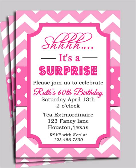 office bridal shower invitation wording chevron invitation printable or free shipping you