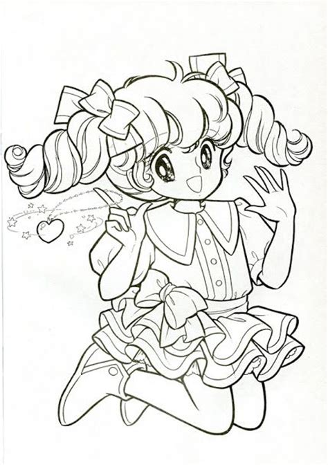 vintage japanese coloring book 7 coloring pages