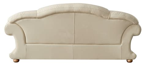 tufted pull out sofa versace luxury button tufted ivory italian leather pull