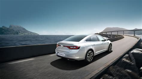 renault talisman 2017 white renault talisman renault middle east