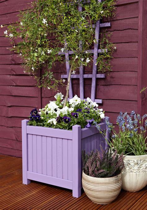 colour confident outdoor space ideas cuprinol garden