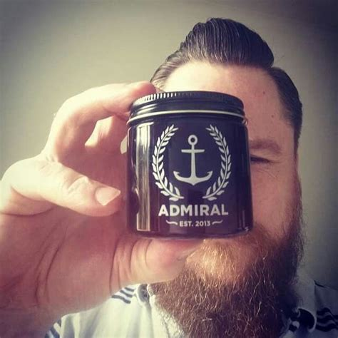 Pomade Admiral admiral fiber pomade is great stuff i m new to using