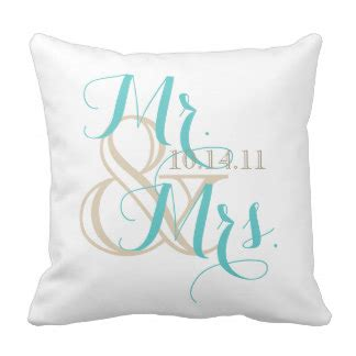 Pillow Mister by Mr And Mrs Pillows Decorative Throw Pillows Zazzle