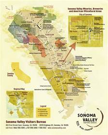 sonoma valley wine map best in sonoma