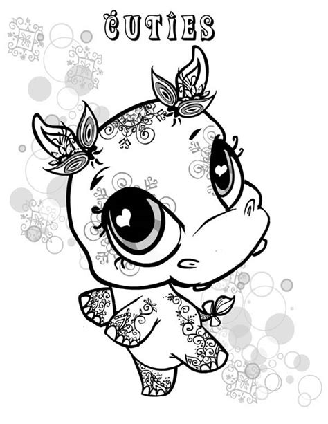 cute hippo coloring page pin coloring pages hippo 7 hippopotamus free printable on