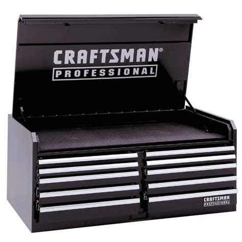 craftsman professional cabinet saw craftsman 10 ball bearing tool chest 56 in wide