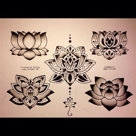 lotus tattoo long island lotus tattoo flash mike attack richie s tattoo long