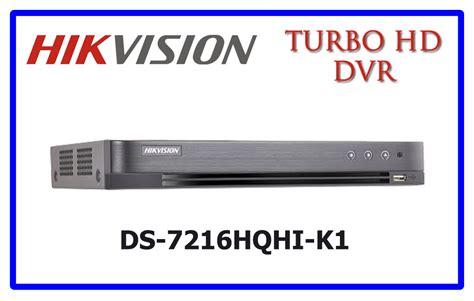 ds 7216hqhi k1 new hikvision cctv dvr colombo srilanka