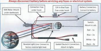 rigid led light wiring diagram 2013 f 150 auxiliary light wiring wiring diagrams