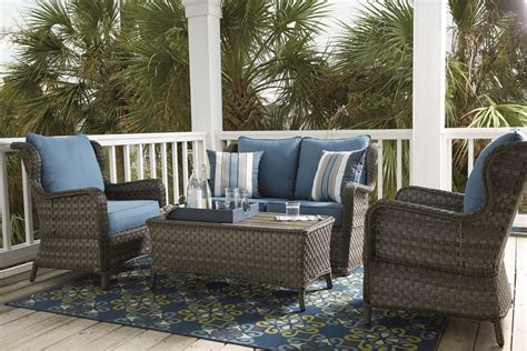 Enliven outdoor spaces with rugs and pillows ashley furniture homestore blog