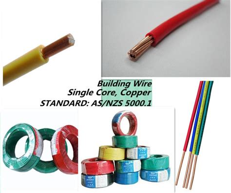 green yellow earth wire customise your electric wire color