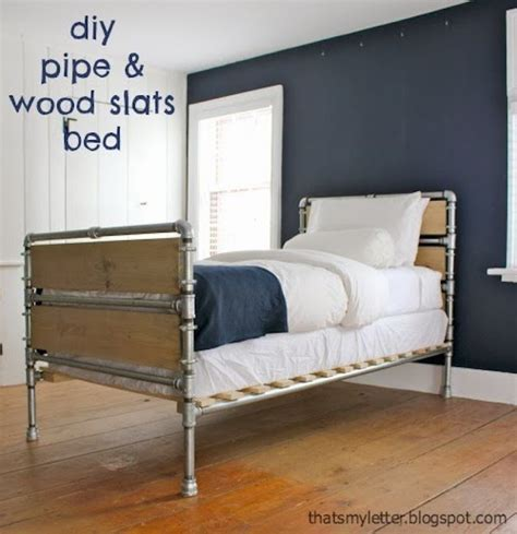 Diy Pipe Bed Frame Diy Plumbing Pipe Bed Frame Bob Vila