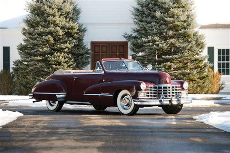 1947 cadillac convertible 1947 cadillac series 62 convertible