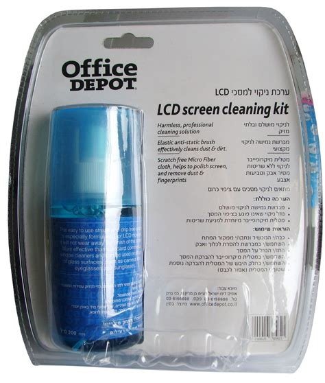 Screen Cleanning Kit Odula high quality office depot lcd screen cleaning kit ld 212