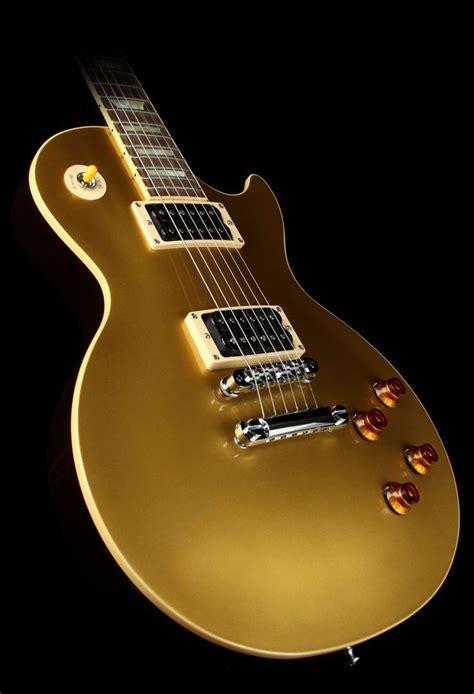Miniatur Gitar Gibson Les Paul Gold Slash 2008 gibson usa slash les paul goldtop guitars