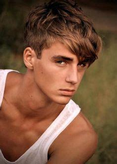 mens haircut on top on bottom short on the bottom and long on the top haircut boy