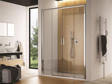 ebenerdige duschen 170 dusche nische schiebet 252 r 170 cm 4 teilig gleitt 252 ren
