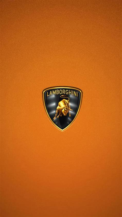 wallpaper hd iphone 6 logo lamborghini logo hd wallpaper iphone 6 plus