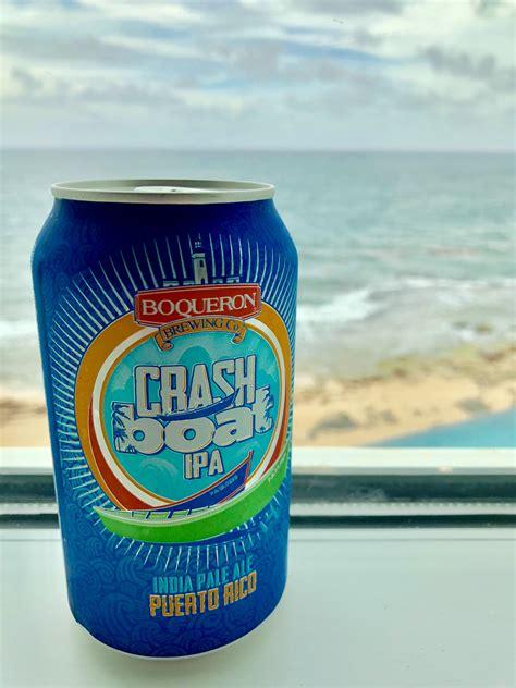 crash boat ipa on condado beach pr beerwithaview - Crash Boat Condado